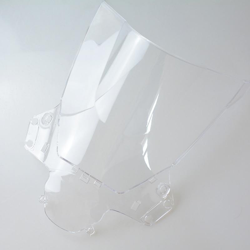 For Honda CBR250R 2011 2012 2013 CBR250 CBR 250R motorcycle Double bubble windshield windscreen white