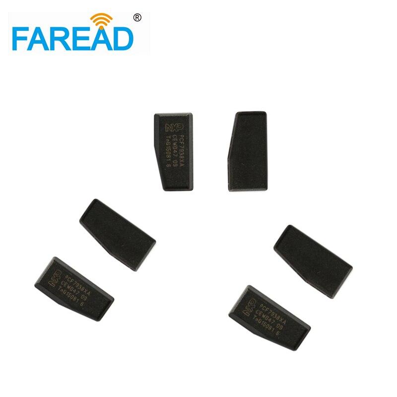 Hot Sale ID 47 Ceramic Transponder Chip PCF7938XA/7938  Tag X50pcs