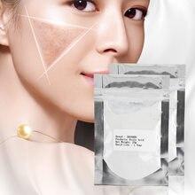 25g anti-freckle puro Real 99% Pó de Ácido Kójico Clareamento Da Pele Lightening Branqueamento Cremes Loções Sabonetes Remover Pigmento