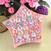 36pcs Set Mix Animals Flower Baby Kids Girl Children S Cartoon Rings With Display Box For