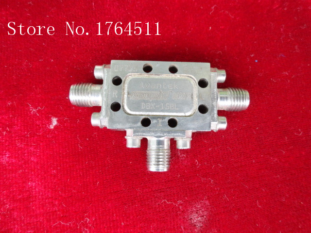 [BELLA] AVANTEK DBX-158L 8-18GHz SMA RF RF Coaxial Double Balanced Mixer