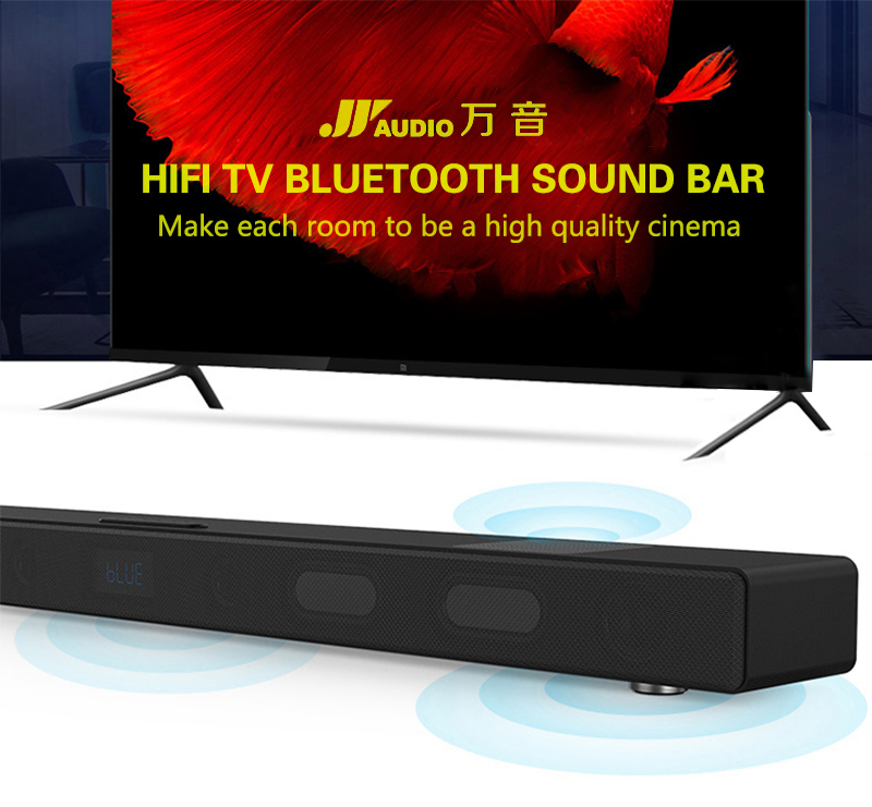 sound bar A9 buhan microphone