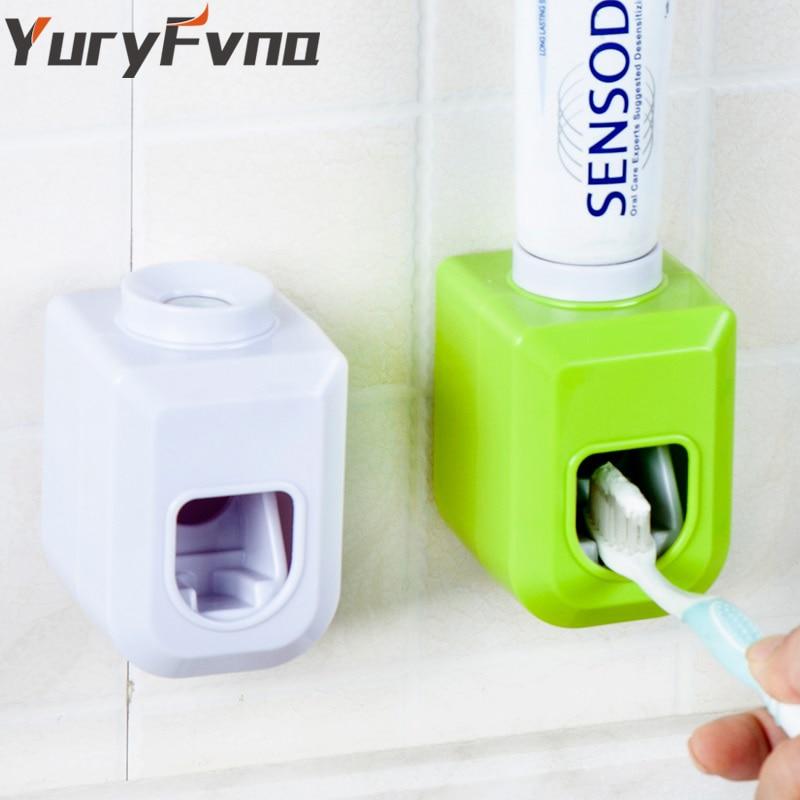 YuryFvna avtomatski zobne paste Squeezer Sticky sesalno ploščo - Gospodinjski izdelki