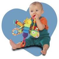 Baby Meisje/Jongen 0-12 Maand Speelgoed Kinderwagen/Bed Opknoping Vlinder/Bee Tafelbel Rammelaar/Mobiele bijtring Onderwijs Gevulde/Pluche Kid Speelgoed 1