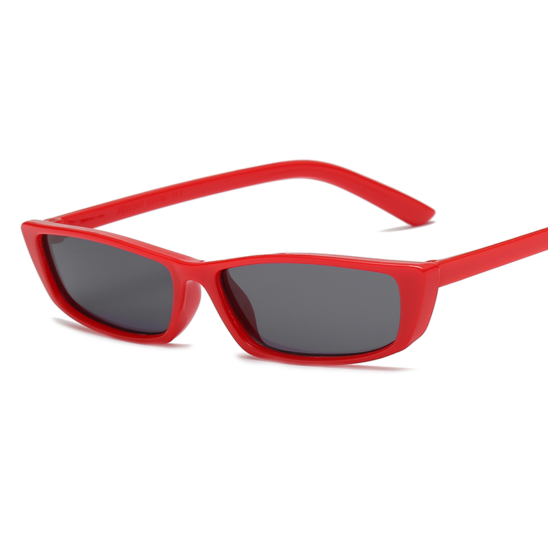 Square sunglass ladies sunglases retro fashion red snglass fashion ladies sunglasses 2018 new uv400 glasses