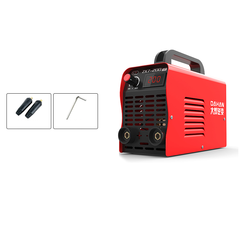 Mini DC Inverter MMA Welder Household Electric Welding Machine 220V new high quality welding mma welder igbt zx7 200 dc inverter welding machine manual electric welding machine