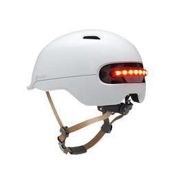 Jazda na rowerze inteligentny tylnego światła LED EPS regulowany oddychająca wentylacja IPX4 motocykl rower kask z ostrzegawcze Taillight