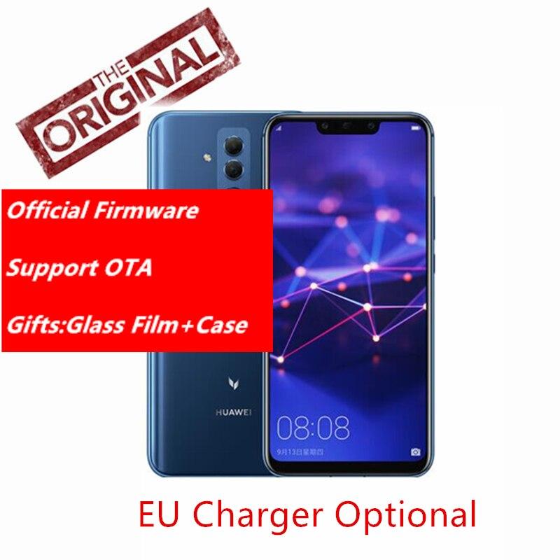 Original HUAWEI Honor View 20 Smartphone Honor V20 Android 9 6GB/8GB