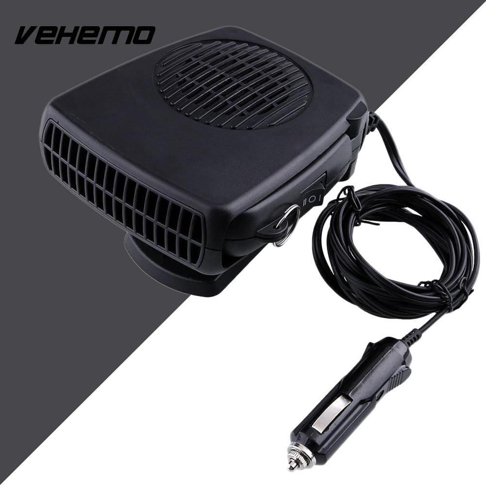 Auto Car Vehicle Electric Cold Heating Fan Heated Defroster Demister Heater 12V*