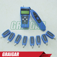 Multipurpose LAN Cable Tester NF 388 Testing Network Coaxial Telephone USB Cable with 8 Remote Identifier Cable Length Tester