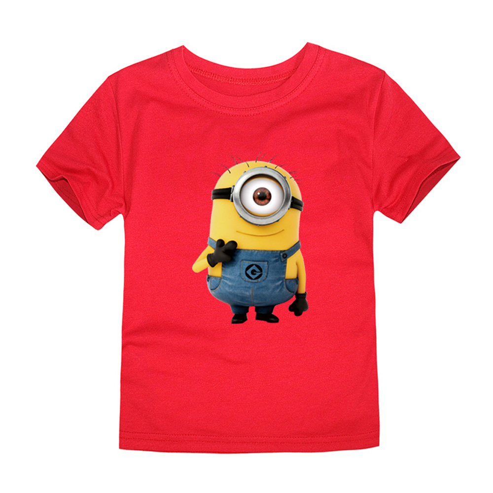 Minion Kids Christmas Shirts Promotion-Shop for Promotional Minion ...