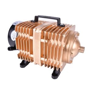Image 2 - ACO 009E 145L /min 0.040Mpa 160W bubble Aquarium Koi fish tank oxygen Hailea Electromagnetic air compressor air pump AC 220 V