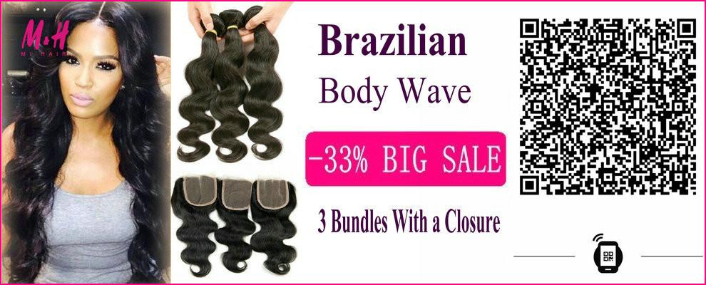 4 bundles brazilian body wave