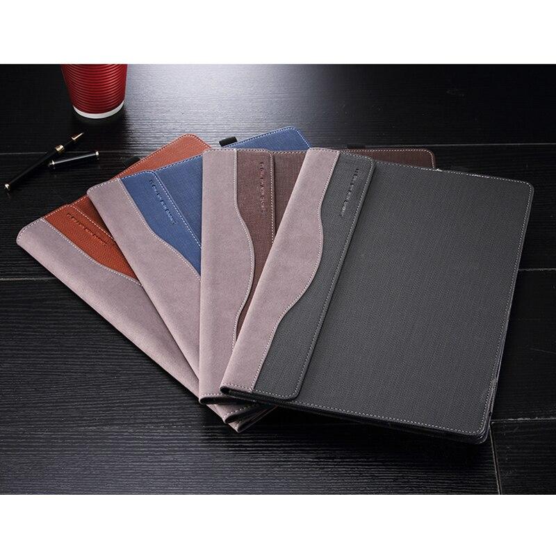 Housse détachable pour Lenovo ThinkPad X1 Yoga 2017 14 pouces pochette pour ordinateur portable sacoche pour ordinateur portable tablette PU cuir protection peau cadeau - 6
