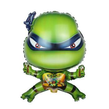 1 sztuk zielone żółwie balony hero Turtles balon zwierzęta globo brithday dekoracje świąteczne zabawki dla dzieci baby boy favor balony Favor