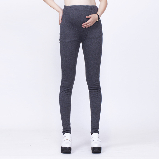3XL Maternity Pants Trousers Spring and Summer Thin Maternity Belly Legging Pencil Long Design Clothes for Pregnant Women LM20