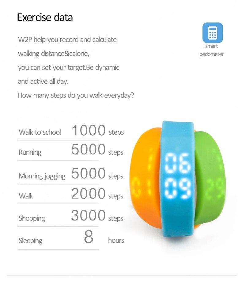 Fitness & Bodybuilding Geste Start Smart Band Pedometer Sport Uhr Kalorien Schrittzähler Unisex Fitness Led Schritt Zähler Für Outdoor Walking Laufen