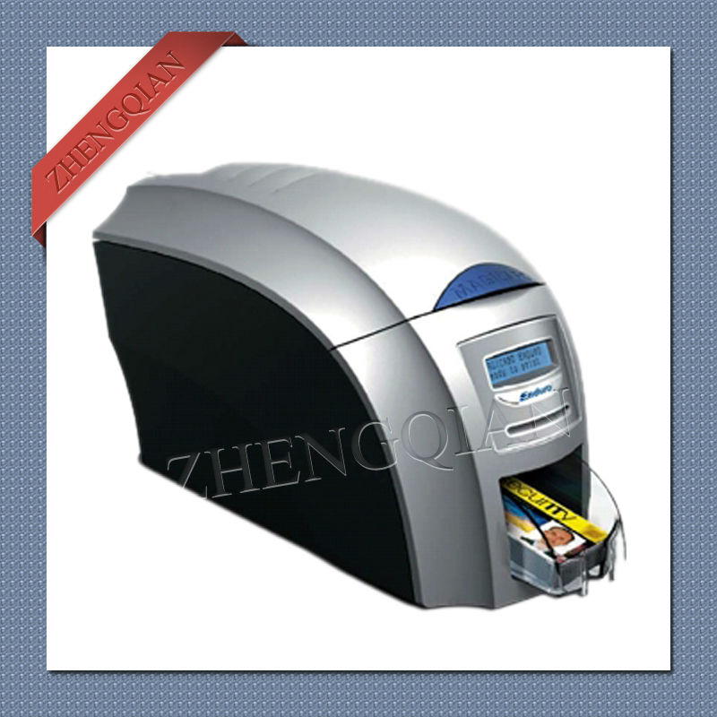 Magicard Enduro 3e single sided id pvc card printer with two MA300 YMCKO ribbon magicard m9005 751 card printer ribbon lc1 ymcko color printer ribbon