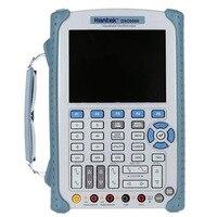 Hantek DSO8060 5 в 1 портативный осциллограф DMM/анализатор спектра/счетчик частоты/генератор сигналов произвольной формы