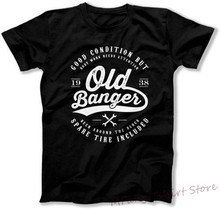 80th Birthday Gift Ideas For Men Tshirt Present 80 Years Old Custom Year Banger 1938 Tee