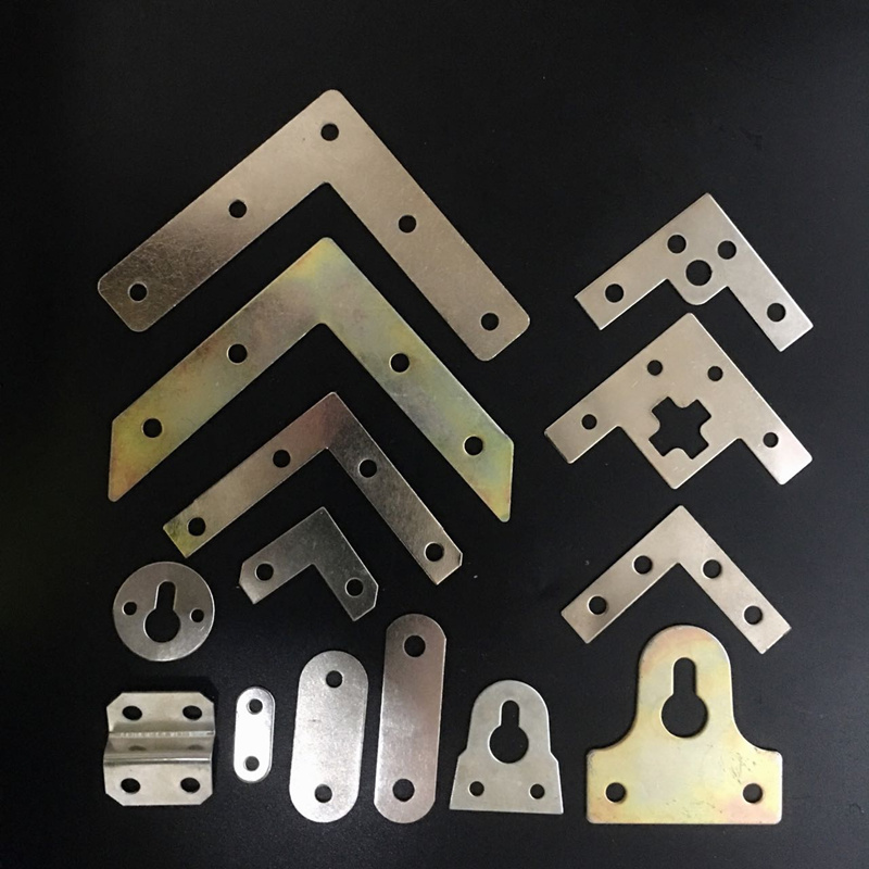 20PCS/ Special Cross-stitch Hanging Picture Oil Painting Mirror Frame Hooks Hangers Furniture Corner Code Hardware Accessories