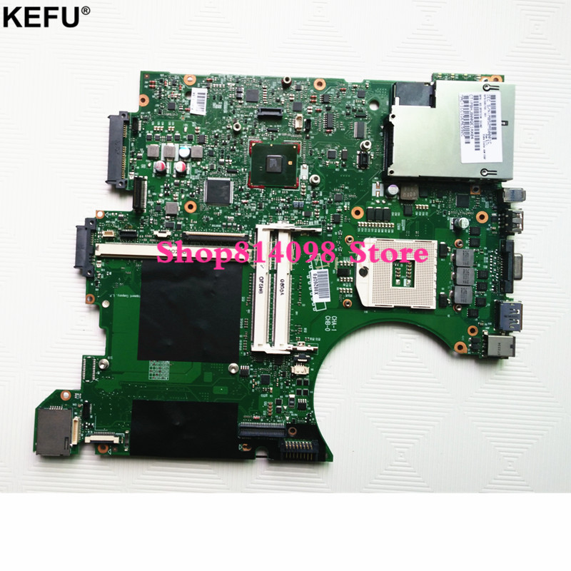 595698-001 Main Board For Hp Elitebook 8740w 8740P Laptop Motherboard QM57 DDR3 With Graphics Slot