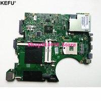 595698-001 Placa Principal Para Hp Elitebook 8740 w 8740 p Laptop Motherboard QM57 DDR3 com slot gráfico