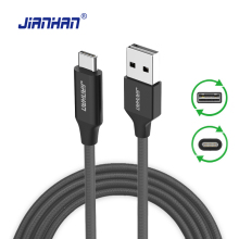 Reversible USB Type C Cable USB-C to 2.0 A Male Data Charging for Xiaomi 4c Nexus 5X/6P ZUK Z1 One Plus 2 New Macbook