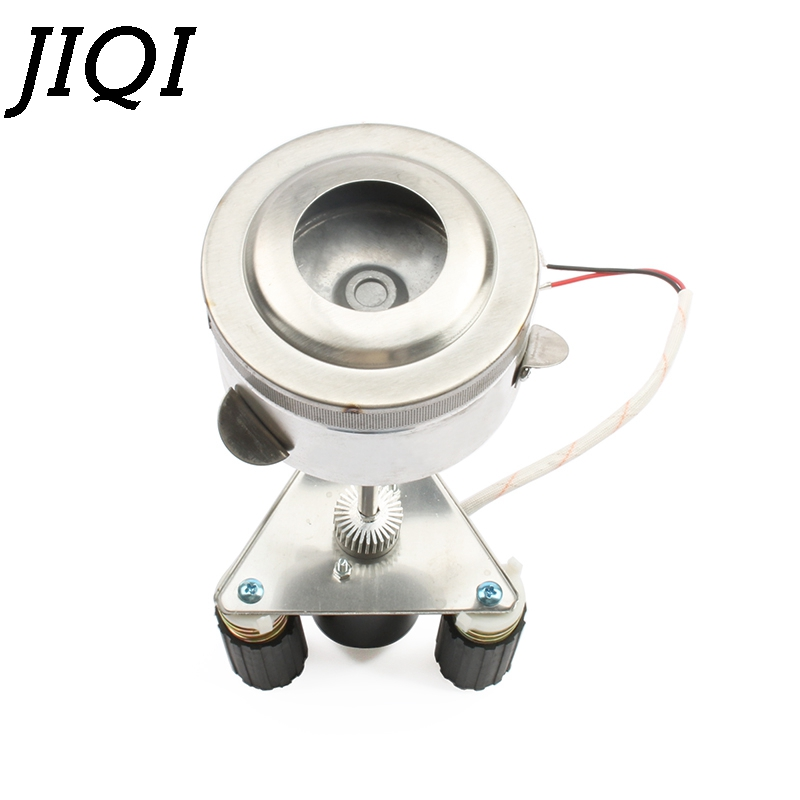 JIQI A set of Sugar Boilers head with motor fancy Cotton candy machine accessories Sugar floss outlet fittings machine parts 12V Бутылка