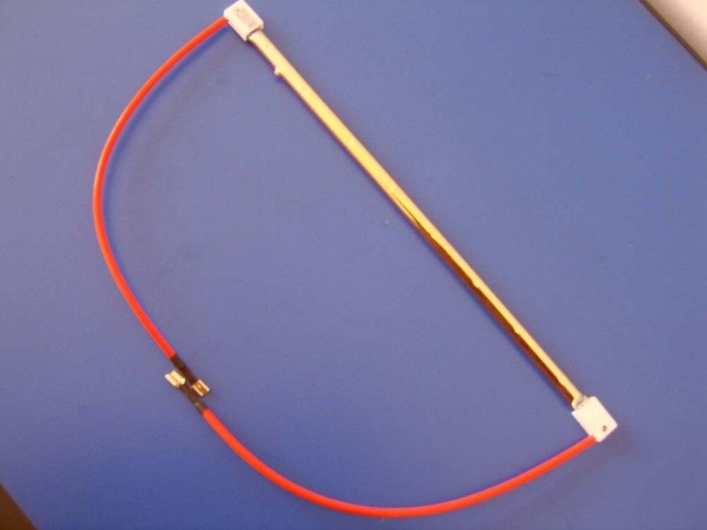 Quartz glass halogen heater 50mm  for drying quartz glass lamp for drying paint for warming