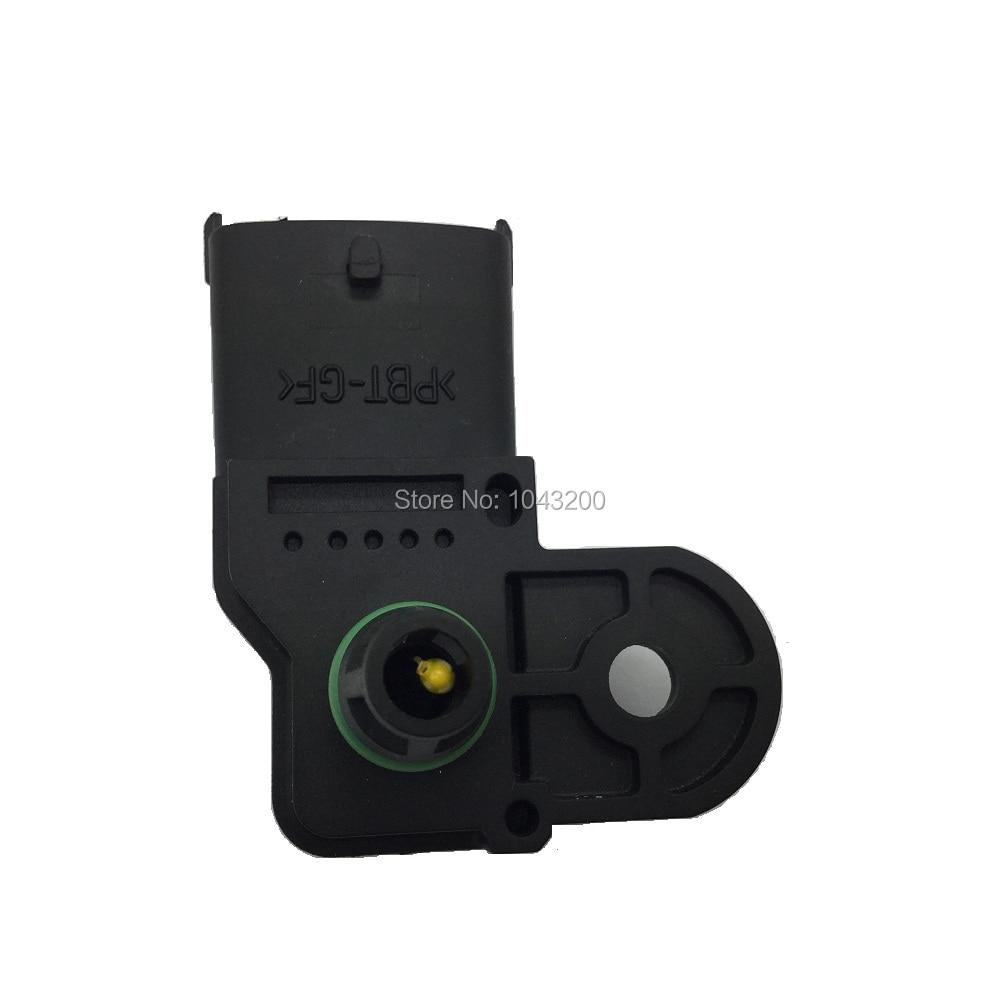 NEW BOSCH Boost Pressure Sensor For OPEL VAUXHALL PORSCHE SAAB CHEVROLET DS0701
