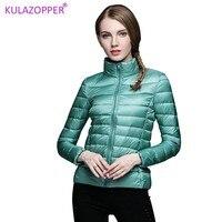 6XL 7XL Plus Size Winter Down Jacket Women Eiderdown Outwear Winter Warm Coat Ultralight White Duck Down Coat Female Parka ZH030