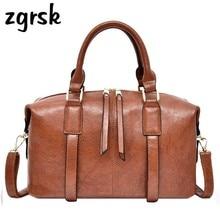 For Female Female Shoulder Bag Luxury Classic Zipper Nylon Pu Leather Shopping Bag Shopper Bag Black Fashion Bag Bolsa Feminina цена и фото