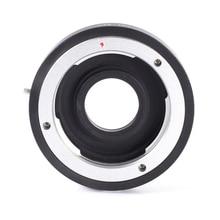 Адаптер крепление для Canon MD/MC объектива для EF 7D 5 DIII II 750D 1200D 700D 1D Mount Adapter со Стеклом + Шапки