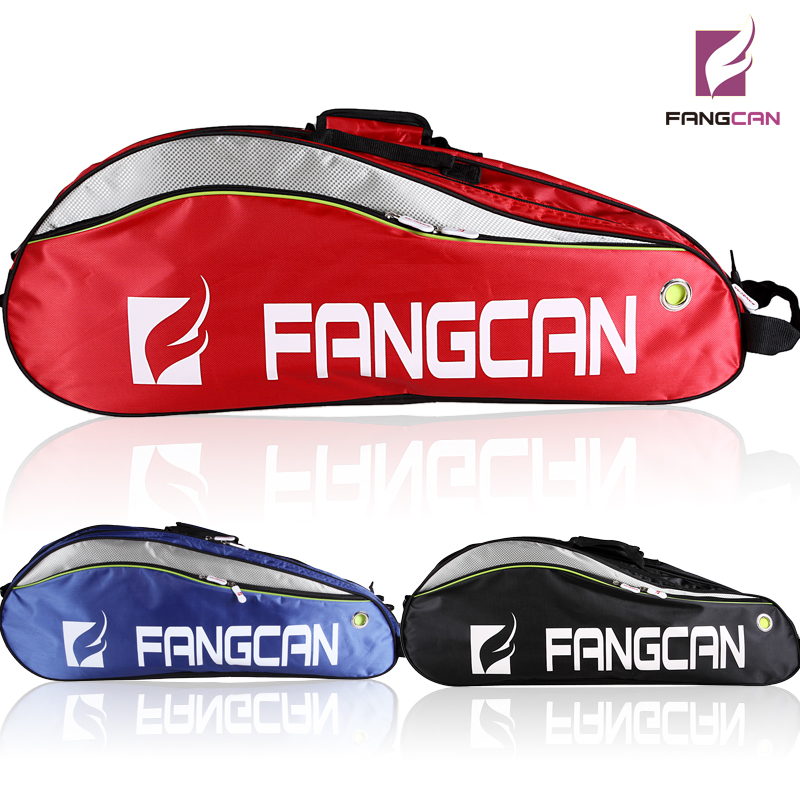 1 pc FANGCAN FC1202 Double Compartment with Seperated Shoes Bag Sports Bag for Racket