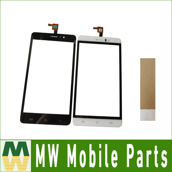 1PC/Lot 5.0For Cubot Rainbow Touch Screen Digitizer Replacement Part  Black White Gold Color with tape1PC/Lot 5.0For Cubot Rainbow Touch Screen Digitizer Replacement Part  Black White Gold Color with tape
