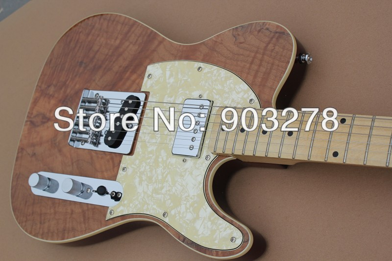 New Arrival  nature  TL Electric Guitar with koa top  tl45 н кирилов скрипачи xvii xviii и xix столетий