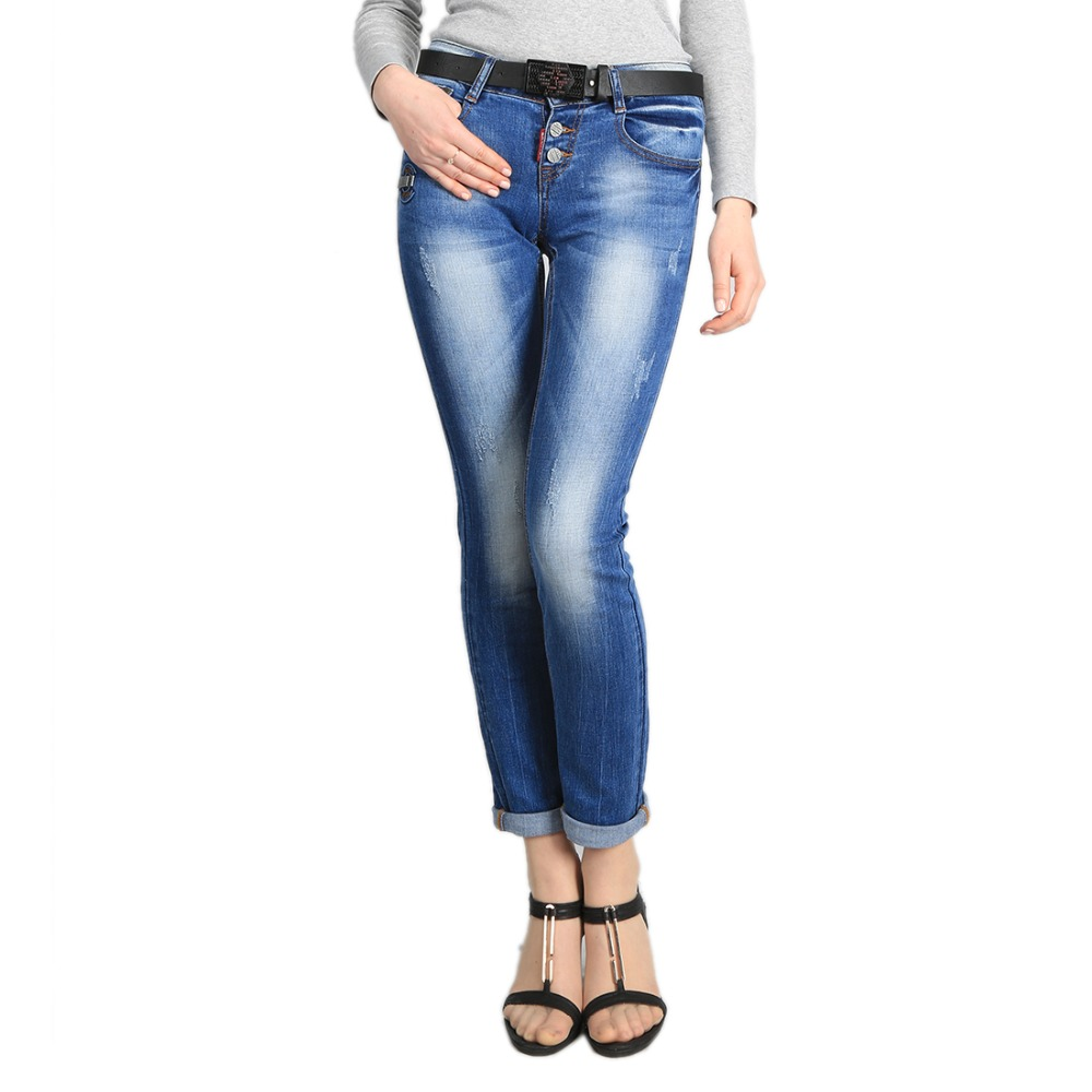 Online Get Cheap Elastic Jeans Women -Aliexpress.com | Alibaba Group