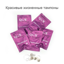 6 pcs Swab Female Hygiene Tampon