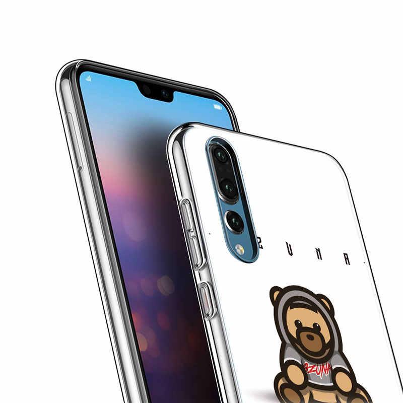Anuel aa Ozuna Molle Del Silicone Cassa Del Telefono per Huawei P30 P20 Pro P10 P9 P8 Lite 2017 P Smart Z più 2019 NOVA 3 3i Modo Della Copertura