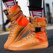 e7c2eefff Designer de Hip Hop coringa Dos Homens Sapatos Casuais Homens Sapatos Tenis  Sapato Masculino Heren Schoenen