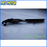 Freeshipping Motorcycle Parts Chain Guards Cover For Yamaha YZF R1 2004 2005 2006 2007 2008 Black