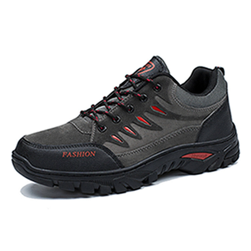 Hiking-Shoes Non-Slip-Wear Trekking Sneakers Men Climbing Male Outdoor Waterproof Autumn
