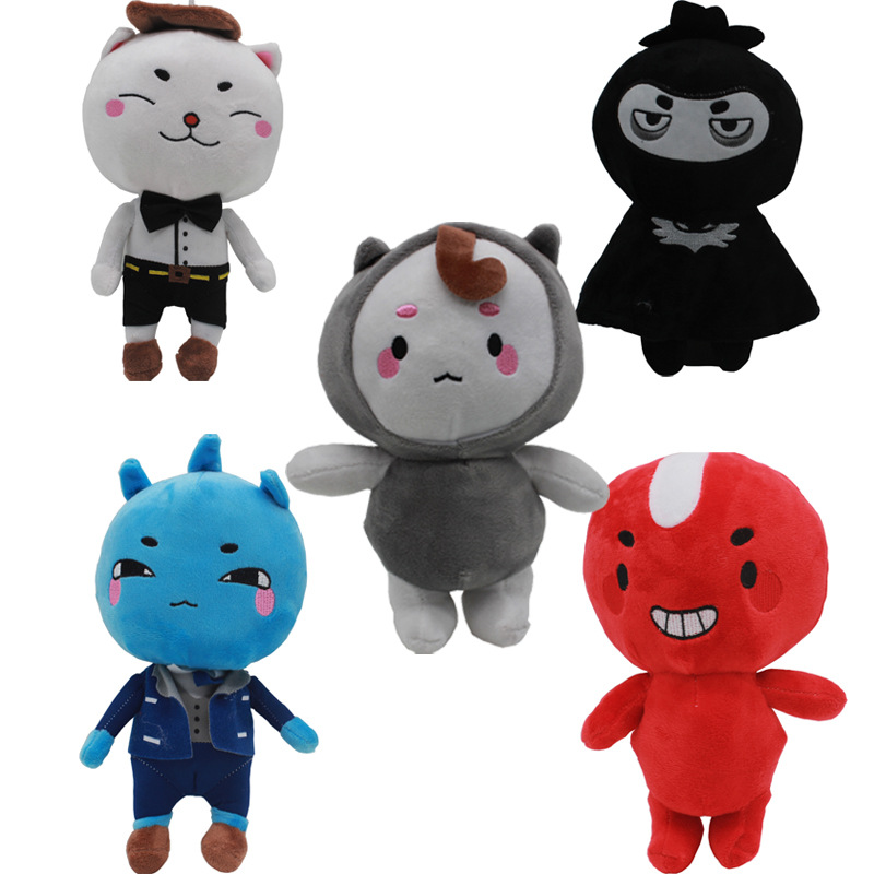 5pcs/lot 20cm Korea Goblin Guardian The Lonely and Great God Plush Toys Doll Soft Stuffed Animals Toys for Kids Children Gifts