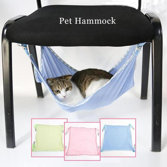 summer cat hammock breathable mesh rat hamster mice chinchilla cat cage hammock soft bed small animal summer cat hammock breathable mesh rat hamster mice chinchilla cat      rh   aliexpress