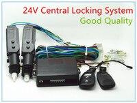 24 V Truck Centrale Vergrendeling DC 24 V Venster Actuator Afstandsbediening Contral Afstandsbediening Sleutel