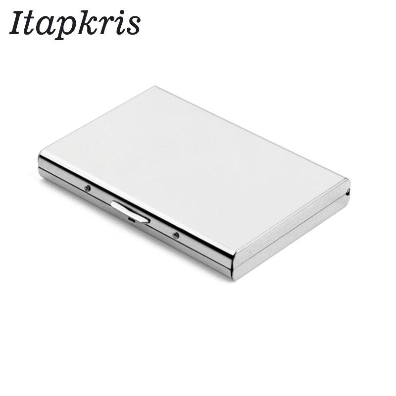 ᐂ Buy aluminium card holder rfid protector and get free