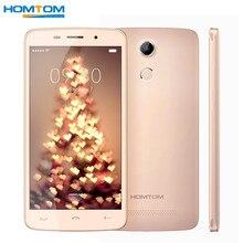 "HOMTOM HT17 Pro 5.5"" Smartphone Android 6.0 MT6737 4G LTE Mobile Phone Quad Core 2GB RAM 16GB ROM 3000mAh Fingerprint Cellphone"