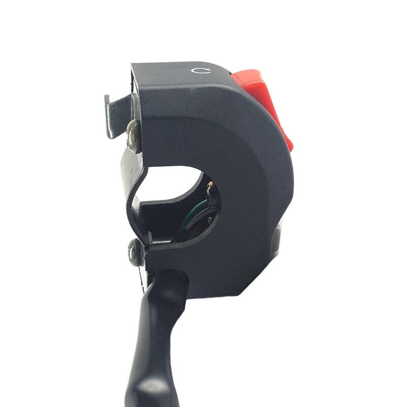 bozxrx 22mm chaves da motocicleta guiador farol 04