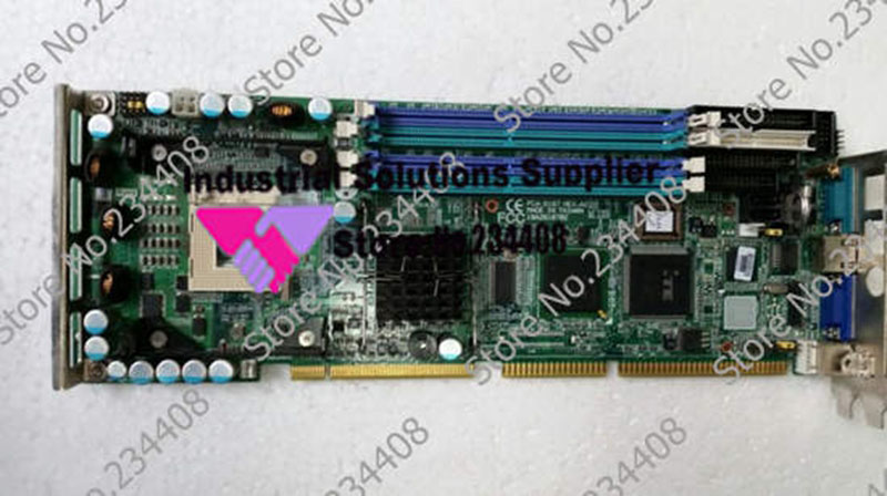 industrial motherboard PCA-6187 REV.A2 6187VE REV: A2 board original 100% tested perfect pca 6186 b1 industrial motherboard pca 6186ve only board not include cpu 100% tested perfect quality